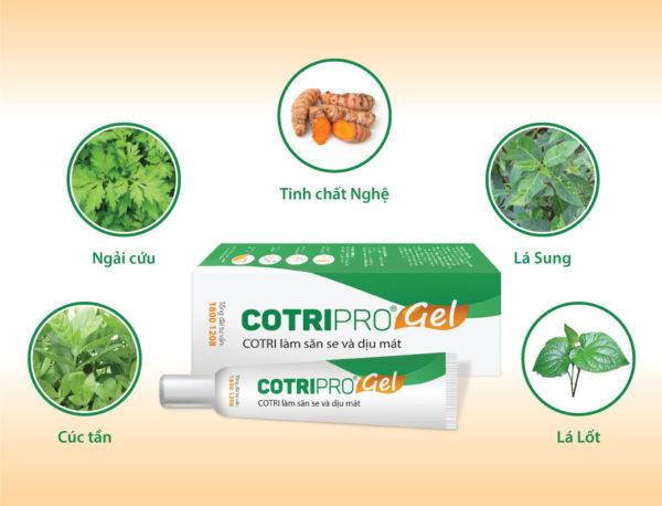 1. Cotripro Gel là gì? Ai nên sử dụng Cotripro? 1