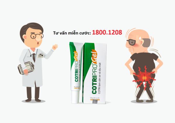 Hiệu quả sử dụng Cotripro Gel như thế nào? Nên dùng trong bao lâu? 1