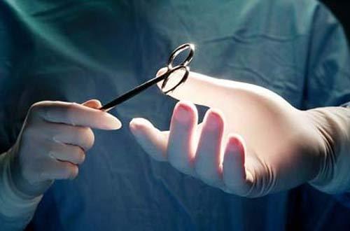 Cách chữa bệnh trĩ ngoại bằng thủ thuật 1