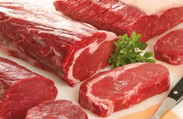 Thực phẩm chứa nhiều chất sắt 1