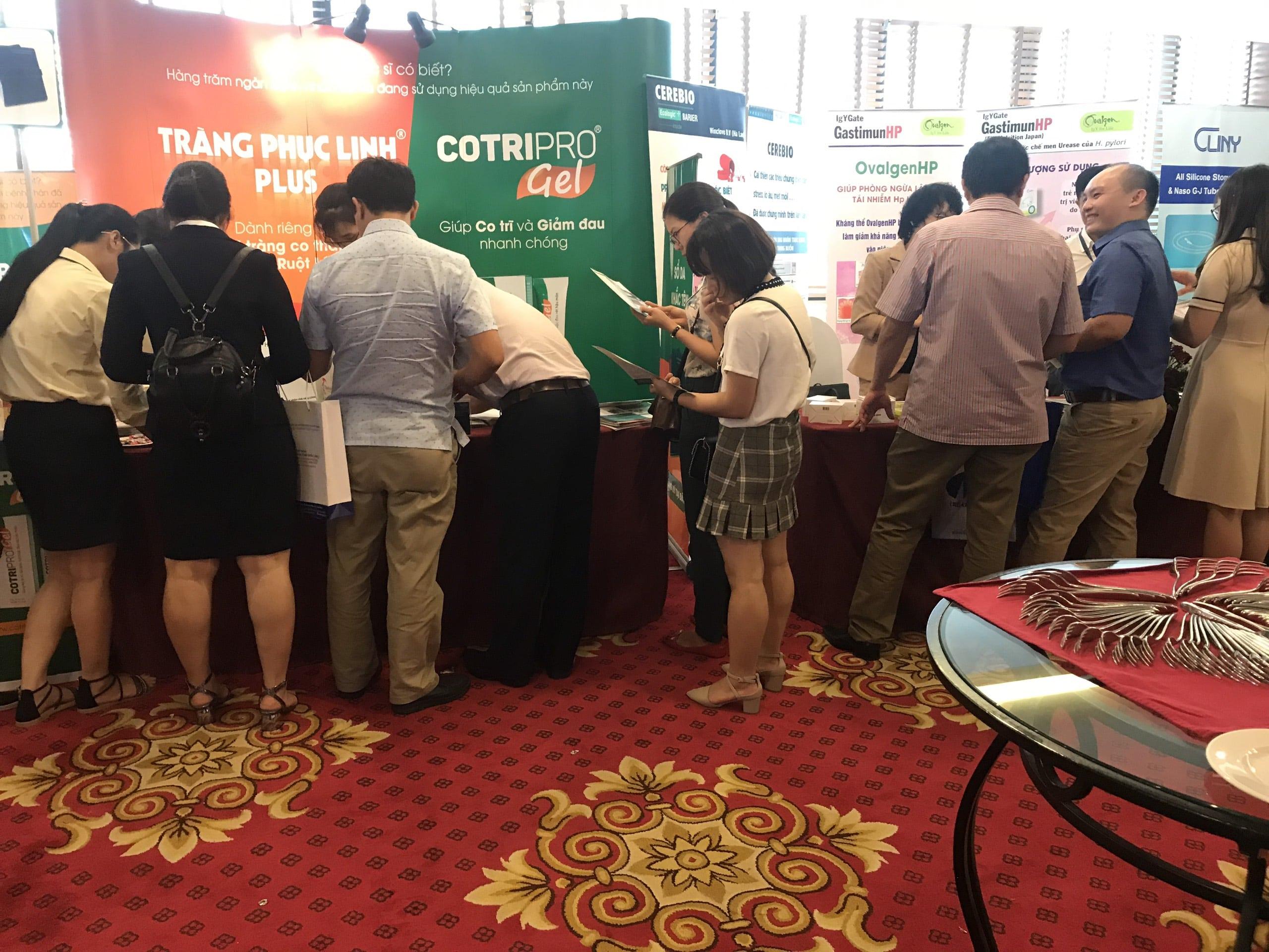 Cotripro đồng hành cùng  Hội nghị Nội soi Tiêu hóa Toàn quốc lần thứ 4 3