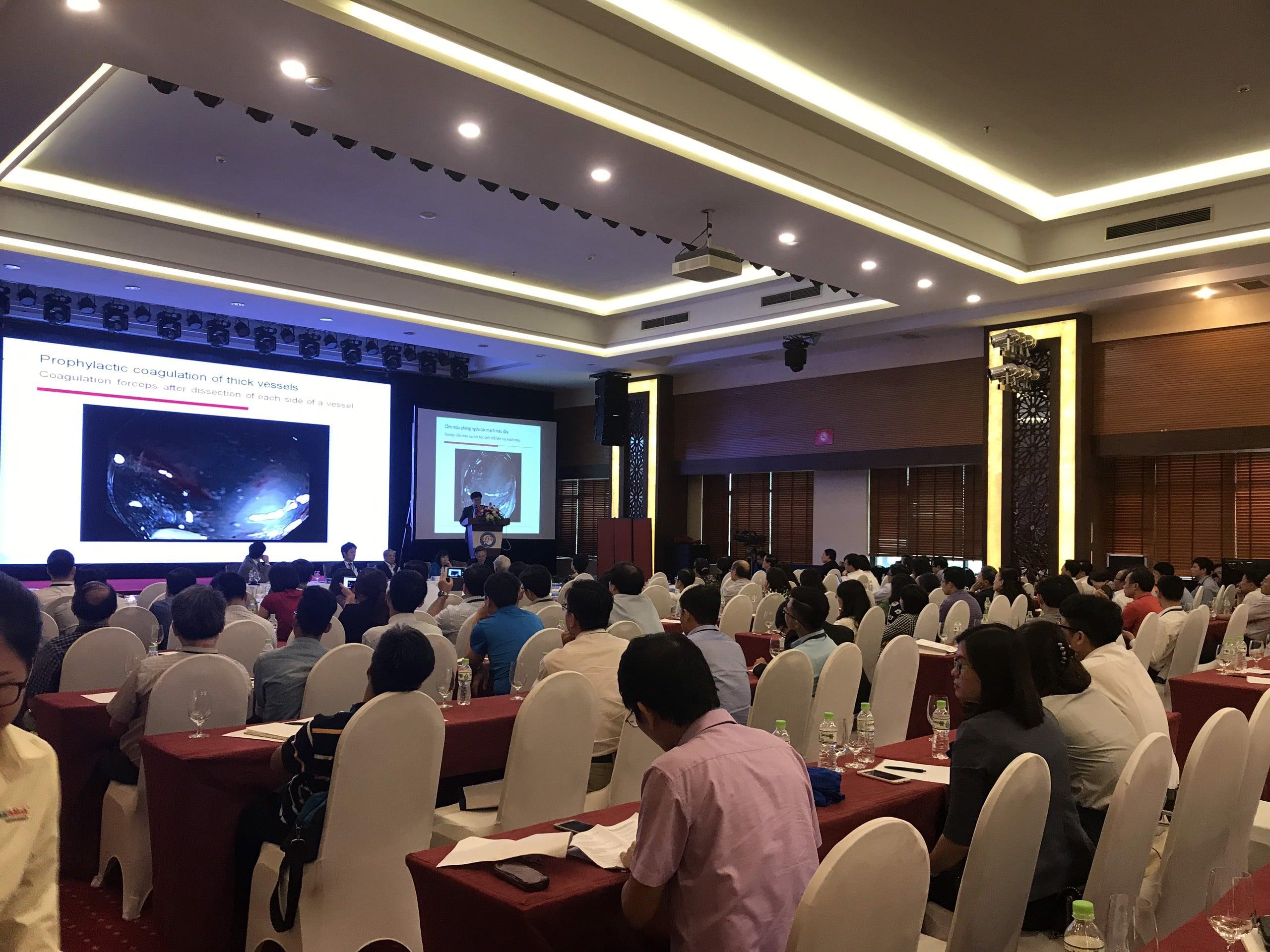 Cotripro đồng hành cùng  Hội nghị Nội soi Tiêu hóa Toàn quốc lần thứ 4 2