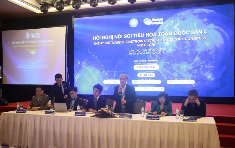 Cotripro đồng hành cùng  Hội nghị Nội soi Tiêu hóa Toàn quốc lần thứ 4 1