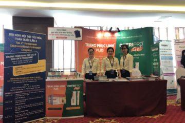 Cotripro đồng hành cùng  Hội nghị Nội soi Tiêu hóa Toàn quốc lần thứ 4