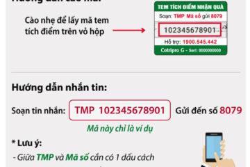 *Mới: Mua 3 tặng 1 bằng hình thức nhắn tin tích điểm (không cần mua liền 1 lúc)